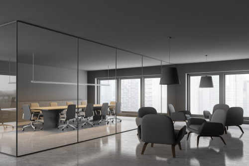 More About Glass And Wall Partitions